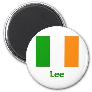 Lee Irish Flag Fridge Magnets