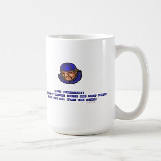 Lee KO'ed Coffee Mug