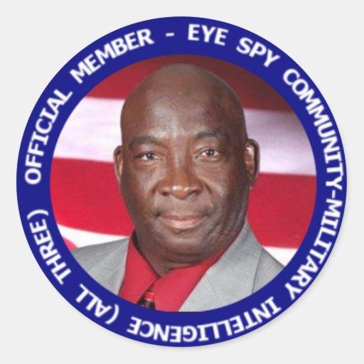 Lee L. Mercer, Jr. for President 2016 Sticker