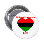 Lee Pinback Buttons