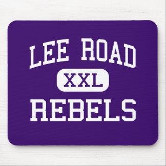 Lee Road - Rebels - Junior - Covington Louisiana Mouse Pad