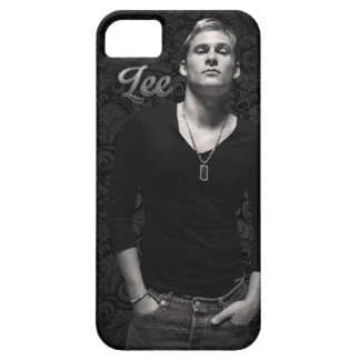 Lee Ryan Black and White iPhone 5 Case