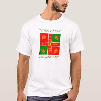 """lee shirt, LEE REGIMENT, """"WILD GEESE"""" T-Shirt"""