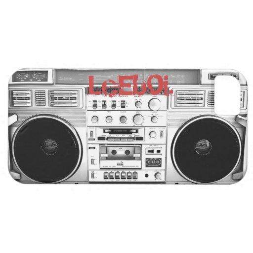 LeebOi ghetto Iphone 5 case