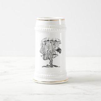 Leech Beer Mug