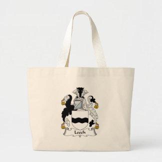 Leech Family Crest Bag