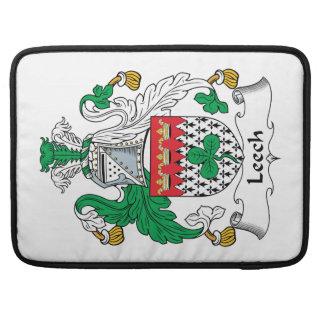 Leech Family Crest Sleeves For MacBooks
