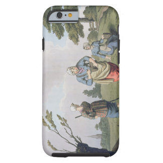 Leech Finders, from `Costume of Yorkshire' engrave Tough iPhone 6 Case