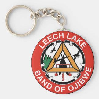 Leech Lake Band of Ojibwe Keychain