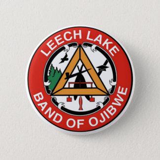 Leech Lake Band of Ojibwe Pinback Button