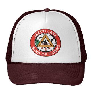 Leech Lake Band of Ojibwe Trucker Hat