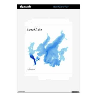 Leech Lake In Depth iPad 2 Decal