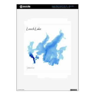 Leech Lake In Depth Skin For iPad 3