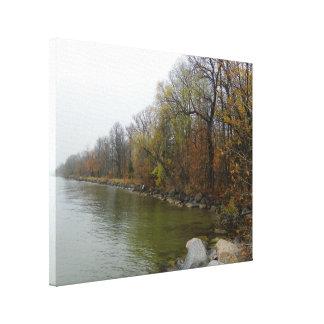 Leech Lake near Walker, MN Canvas Print
