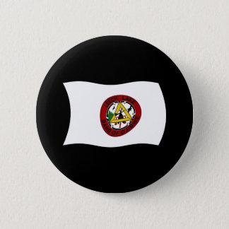 Leech Lake Reservation Flag Button