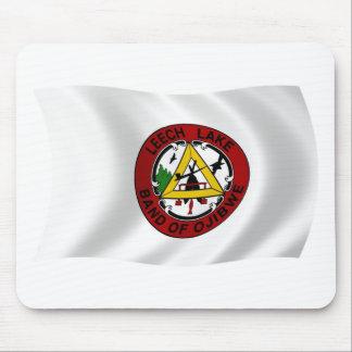 Leech Lake Reservation Flag Mousepad