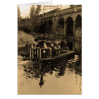 Leeds and Liverpool Canal Card