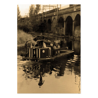 Leeds and Liverpool Canal Large Business Card