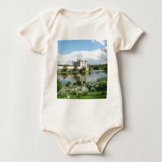 Leeds Castle Baby Bodysuit