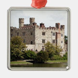 Leeds Castle, England, United Kingdom Metal Ornament