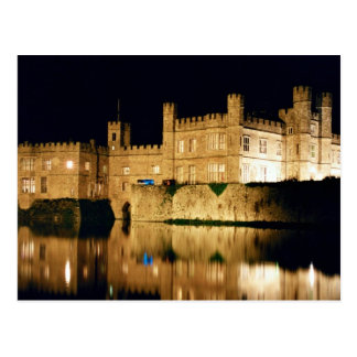Leeds Castle Kent England Postcard