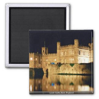 Leeds Castle, Kent, Inglaterra Iman De Frigorífico