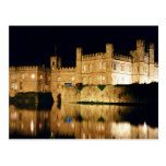 Leeds Castle, Kent, Inglaterra Tarjeta Postal