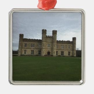 Leeds Castle Metal Ornament