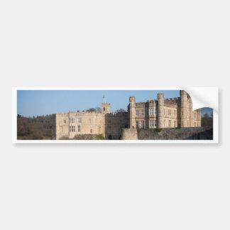 Leeds Castle Pegatina Para Auto