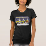 Leeds Fan Christmas T-Shirt, Marching On Together