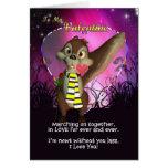 Leeds Footbally Fan Valentine's Day Card Cute