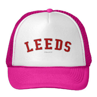 Leeds Gorras De Camionero