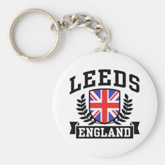 Leeds Key Chains