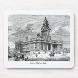 Leeds Townhall Mouse Pad