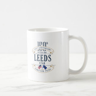 Leeds, Utah 150th Anniversary Mug