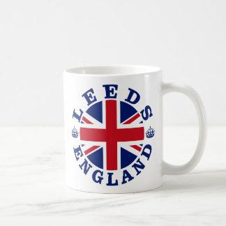 Leeds Vintage UK Design Coffee Mug