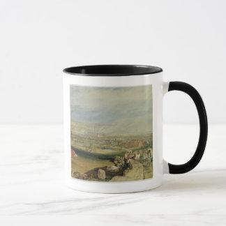 Leeds (w/c on wove paper) mug