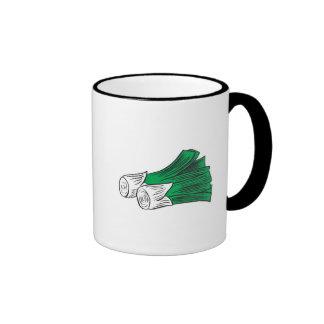 leeks coffee mugs