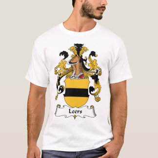 Leers Family Crest T-Shirt