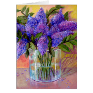 Lee's Lilacs Card