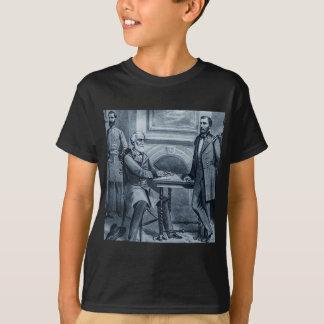 Lee's Surrender at Appomattox 1865 Vintage T-Shirt