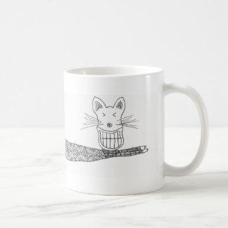 leescat tazas de café