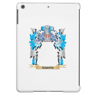 Leet Coat of Arms - Family Crest iPad Air Cases