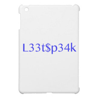 leet iPad mini covers