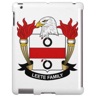 Leete Family Crest