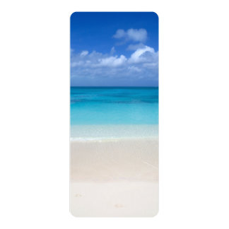 Leeward Beach   Turks and Caicos Photo Card