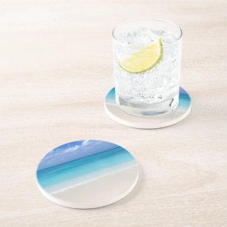 Leeward Beach | Turks and Caicos Photo Drink Coaster