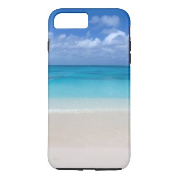 Beach Themed Leeward Beach | Turks and Caicos Photo iPhone 8 Plus/7 Plus Case