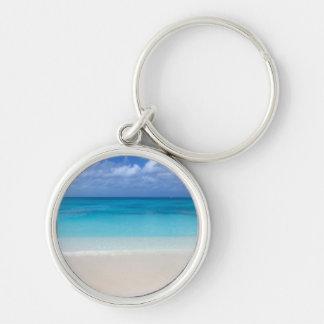 Leeward Beach | Turks and Caicos Photo Key Chains