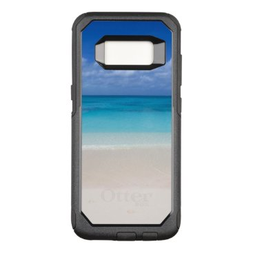 Beach Themed Leeward Beach | Turks and Caicos Photo OtterBox Commuter Samsung Galaxy S8 Case